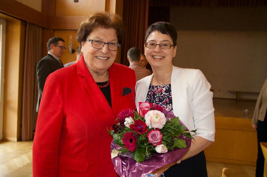 Valentinsfrühstück der CSU/JU für Frauen in Kürnach